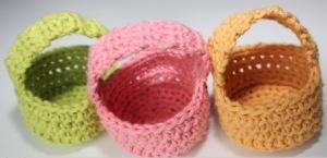 Crochet Stationary Holders