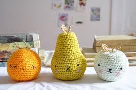 Crochet Paper Weights