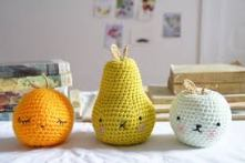 Crochet Paper Weights