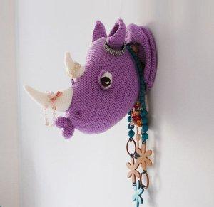 Crochet Multipurpose Wall Hanging