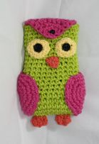 Crochet Mobile Pouch
