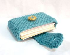 Crochet Visiting Card Holder