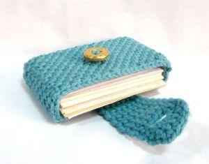 Crochet Visiting Card Holder